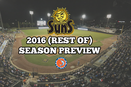Jacksonville Suns (Rest Of) Season Preview