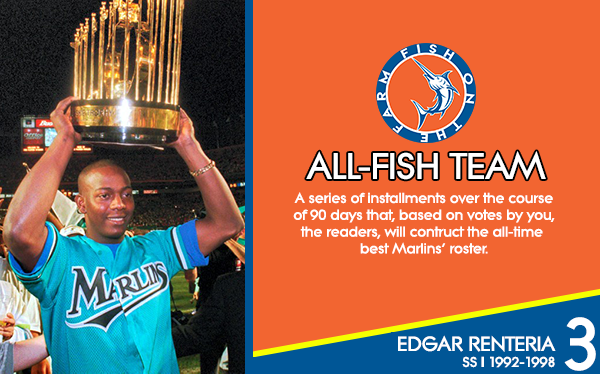 493a54611 Here are your choices for best  Marlins to ever wear  3. Winner joins the  All-Fish team!