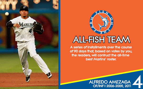 All-Fish Team: #4 - Alfredo Amezaga