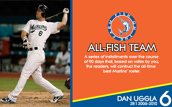All-Fish Team: #6 - Dan Uggla
