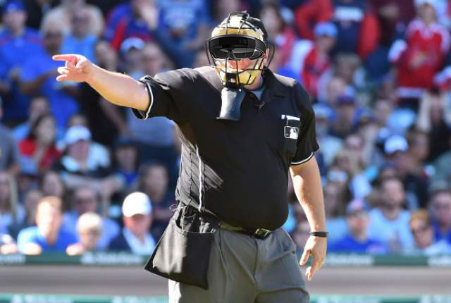 Umpire of the future?