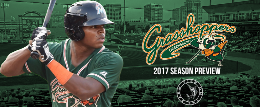 2017 Greensboro Grasshoppers Season Preview